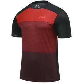 Protective P-Shade Fahrrad Shirt Herren rot